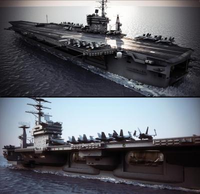 Image attachée: USS nimitz Aircraft Carrier 3.jpg